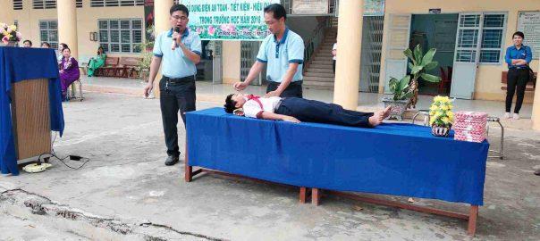 Hướng dẫn sơ, cấp cứu khi gặp người bị tai nạn